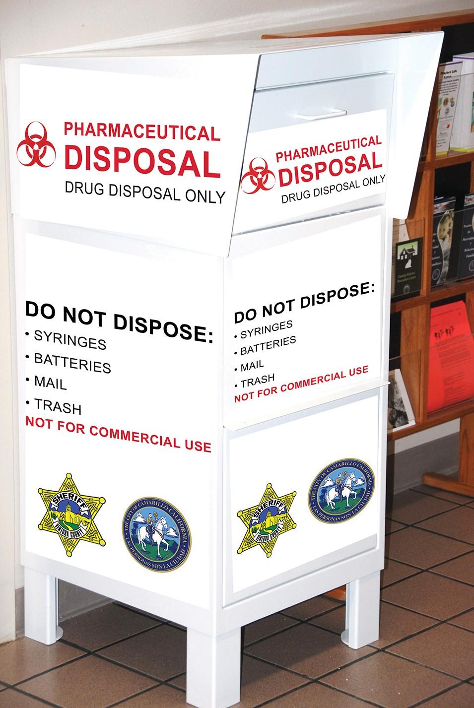 Pet Medication Disposal