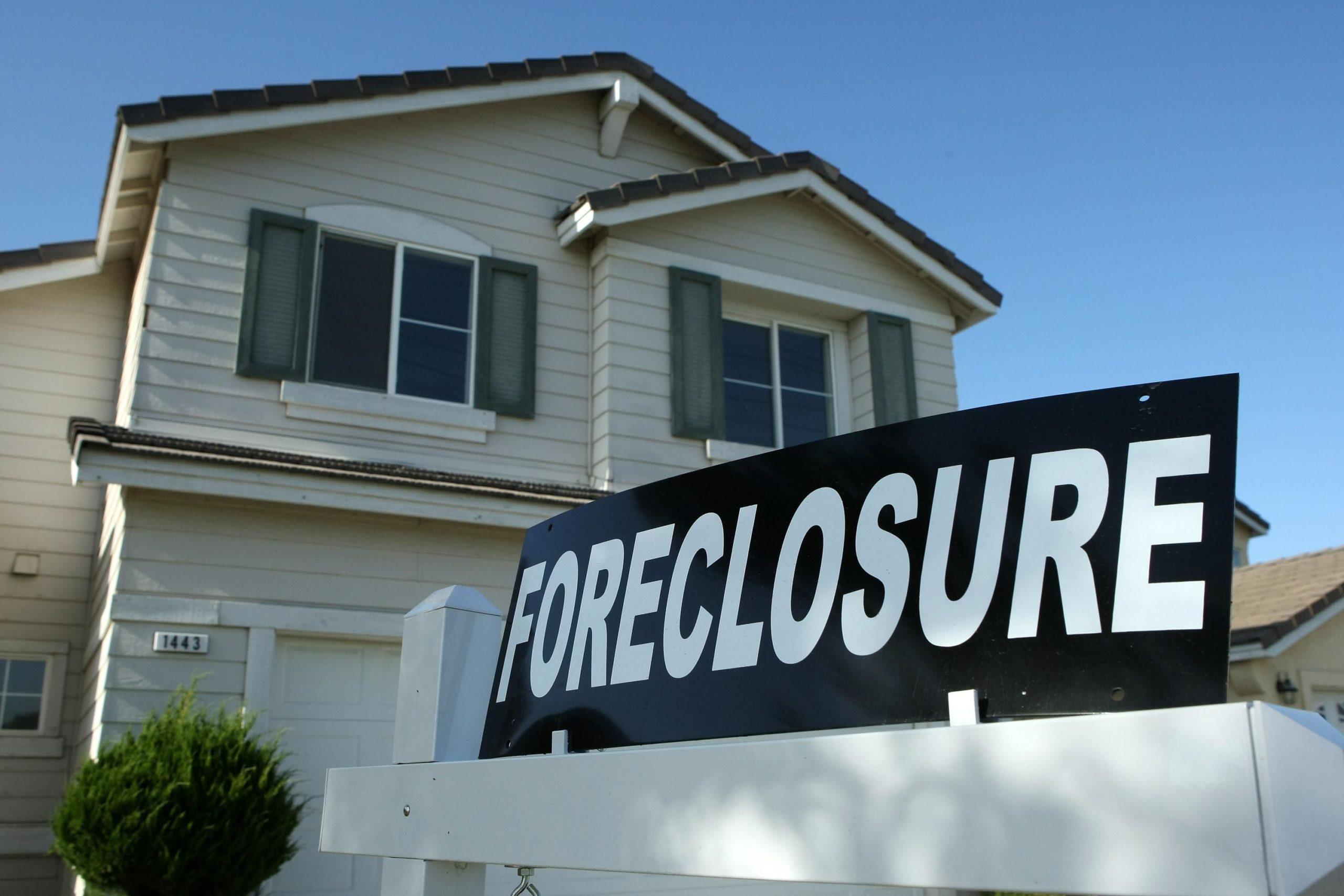 Facing Foreclosure