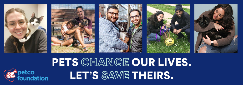 Petco Foundation Pets Change Our Lives
